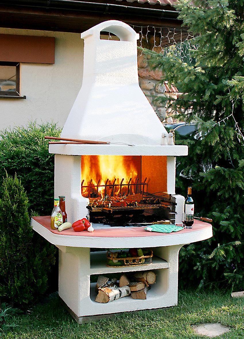 Печь барбекю трио цена мангальные площадки аренда беседки барбекю москва