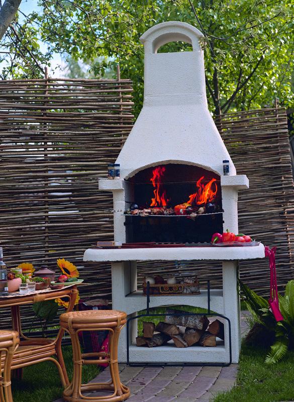 Барбекю печь уличная для дачи купить камины электрические ирландские