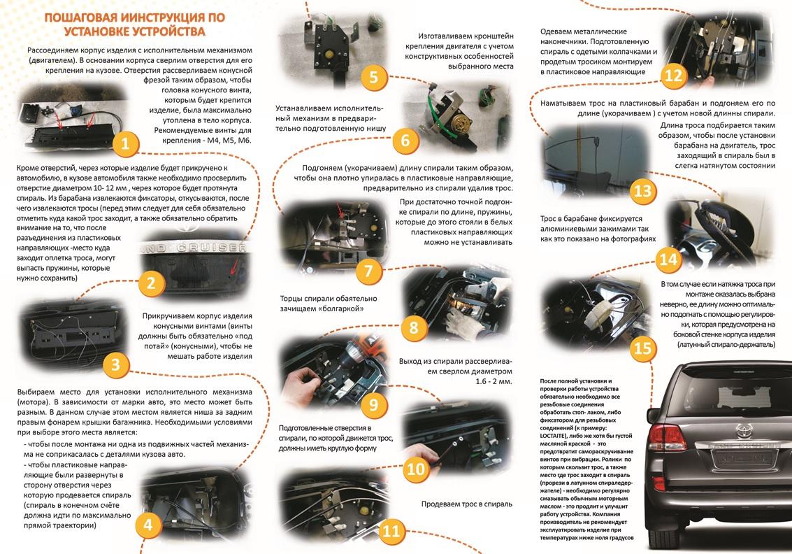 Как сделать перевертыш для автомобиля 33